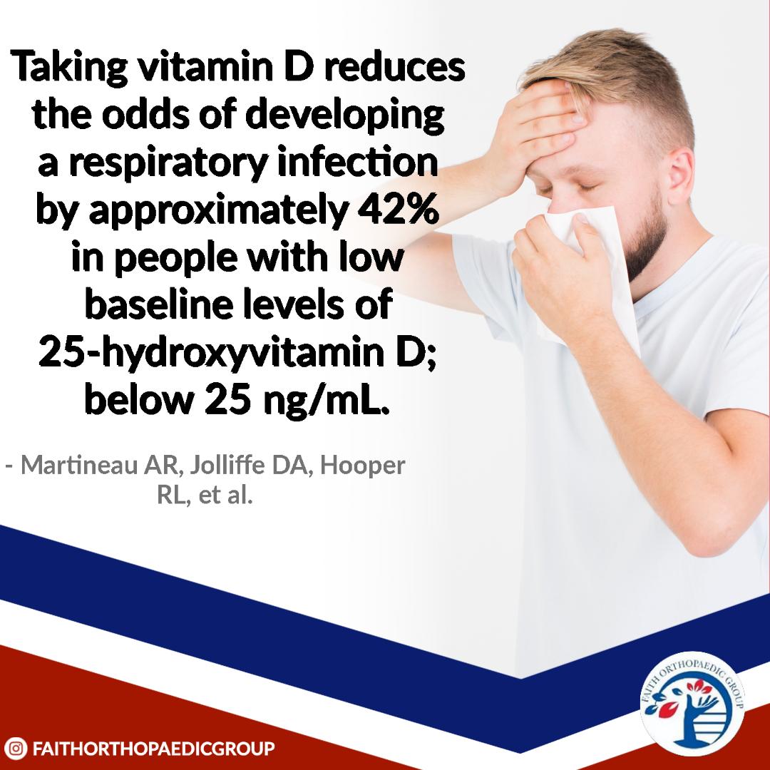 Faith Orthopaedic Group - Vitamin D dan Resiko Infeksi ...